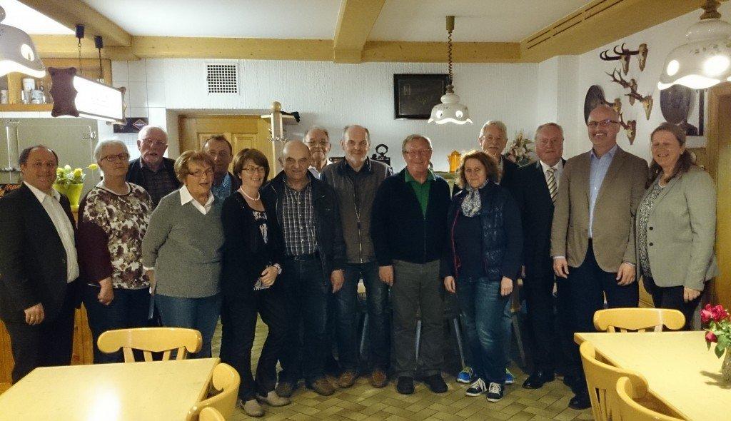 Erstes ILE-weites Treffen der kommunalen Seniorenvertreter