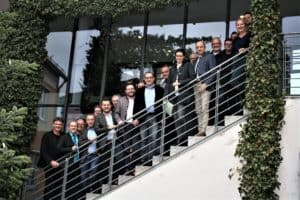 Die Beteiligten der ILE Passauer Oberland ziehen bei der Jahresabschluss-Sitzung positive Bilanz